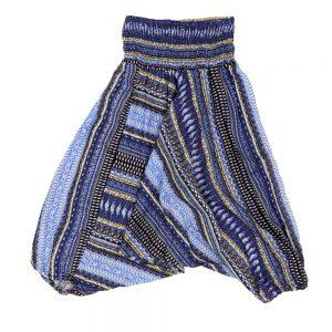 Zomer Baggy voor meisjes stripes blauw