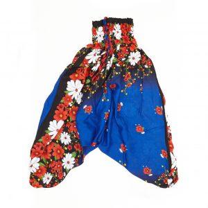 Zomer Baggy voor meisjes daisy blauw