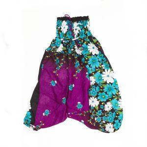 Zomer Baggy voor meisjes daisy paars