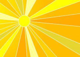 zonnige agenda