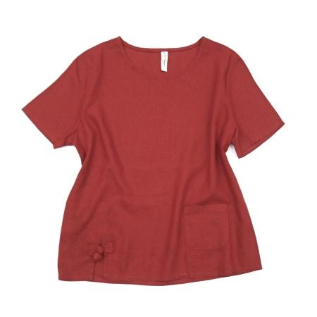 shirt jula rood